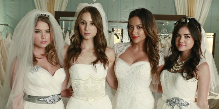 Bevestigd: er komt een trouwerij in seizoen 7 van Pretty Little Liars!