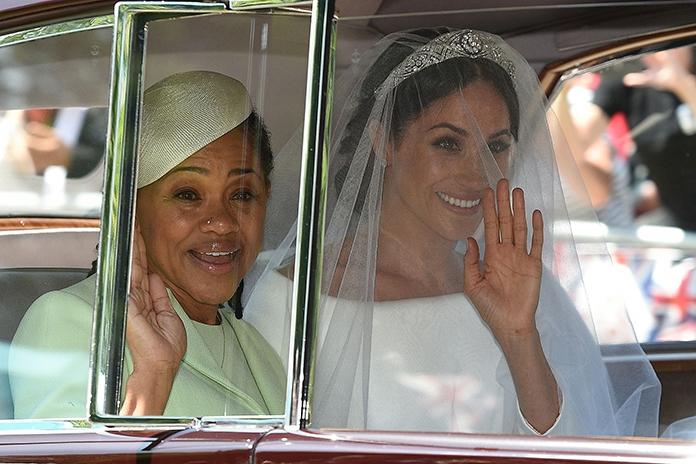 Zo wist Oprah de moeder van Meghan Markle te strikken voor een interview