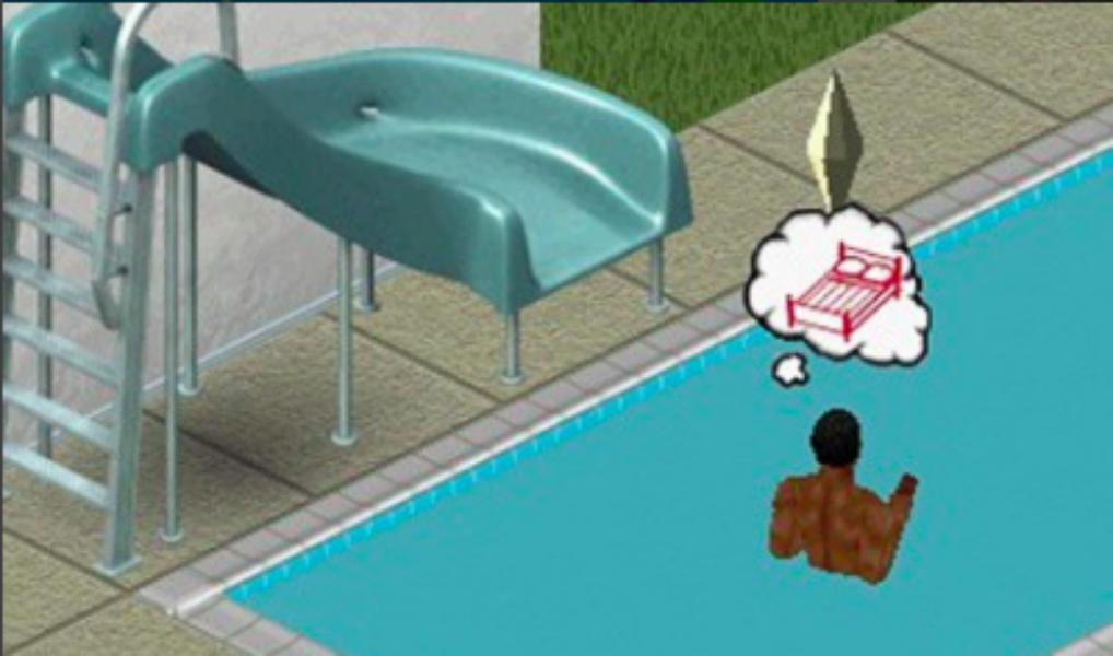 YES: de Sims spelen maakt je gelukkiger