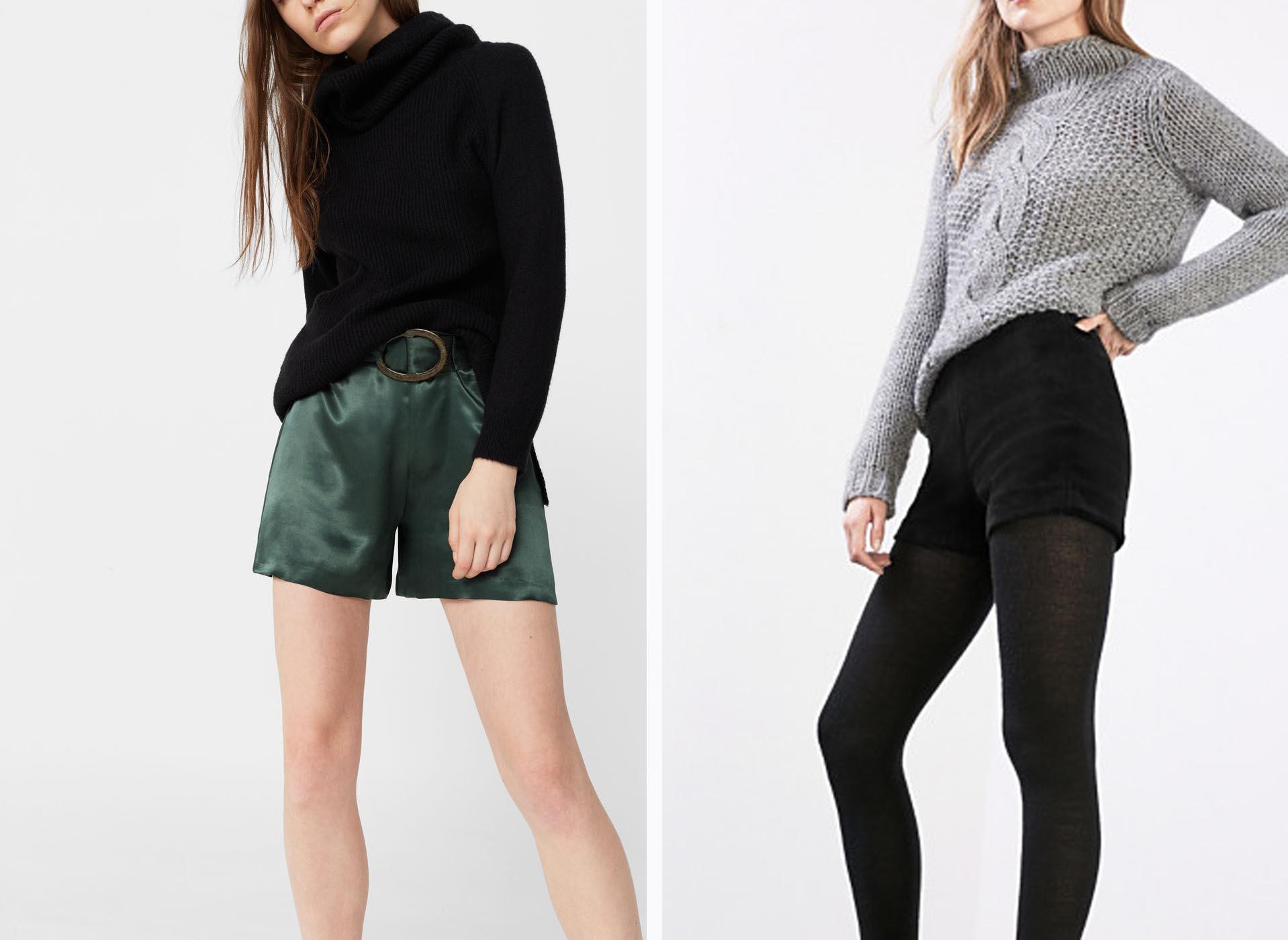Trend: onweerstaanbaar vrouwelijk met deze shorts