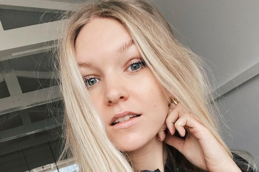 Nail artist Jessica Scholten: 'Velvet nails maken een opmars dit voorjaar'