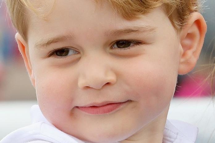 Prins George wordt opnieuw getreiterd door nicht Savannah
