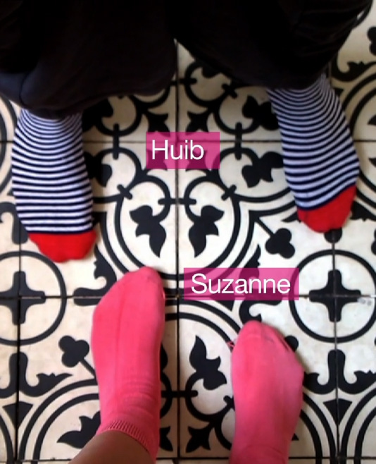 Video Sue: Schoenen organizer