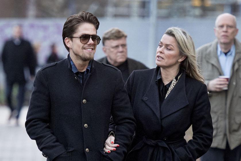 André en Bridget krijgen ervan langs: 'Hoezo zijn de media schuldig aan de breuk?'