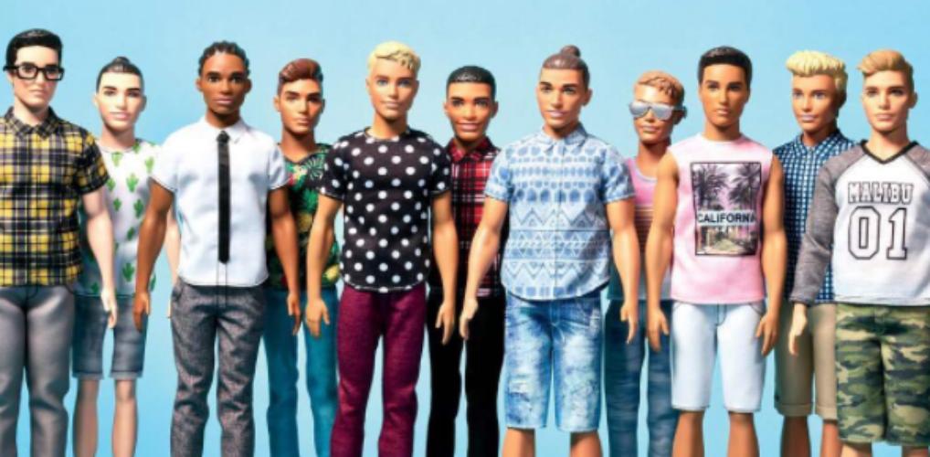 Hip: Barbie en Ken hebben een nieuw uiterlijk gekregen!