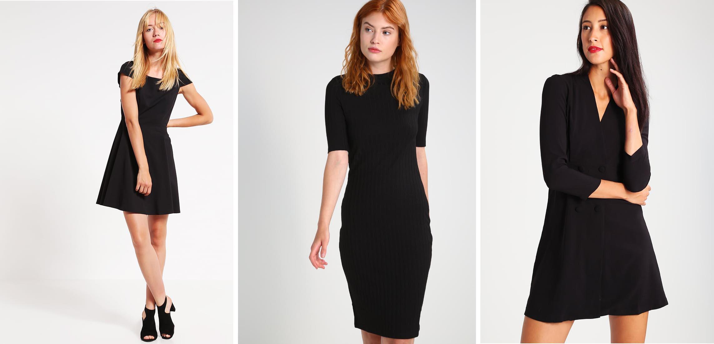 Shoppen: de perfecte 'little black dress'