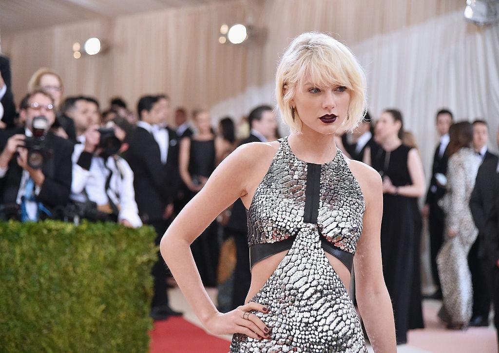 Heeft Taylor Swift al een nieuwe vriend?