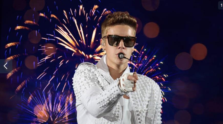 OMG! VakantieVeilingen geeft je de kans om Oud & Nieuw te vieren met Justin Bieber