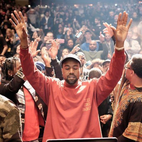 WOW: Kanye West komt met eigen make-uplijn