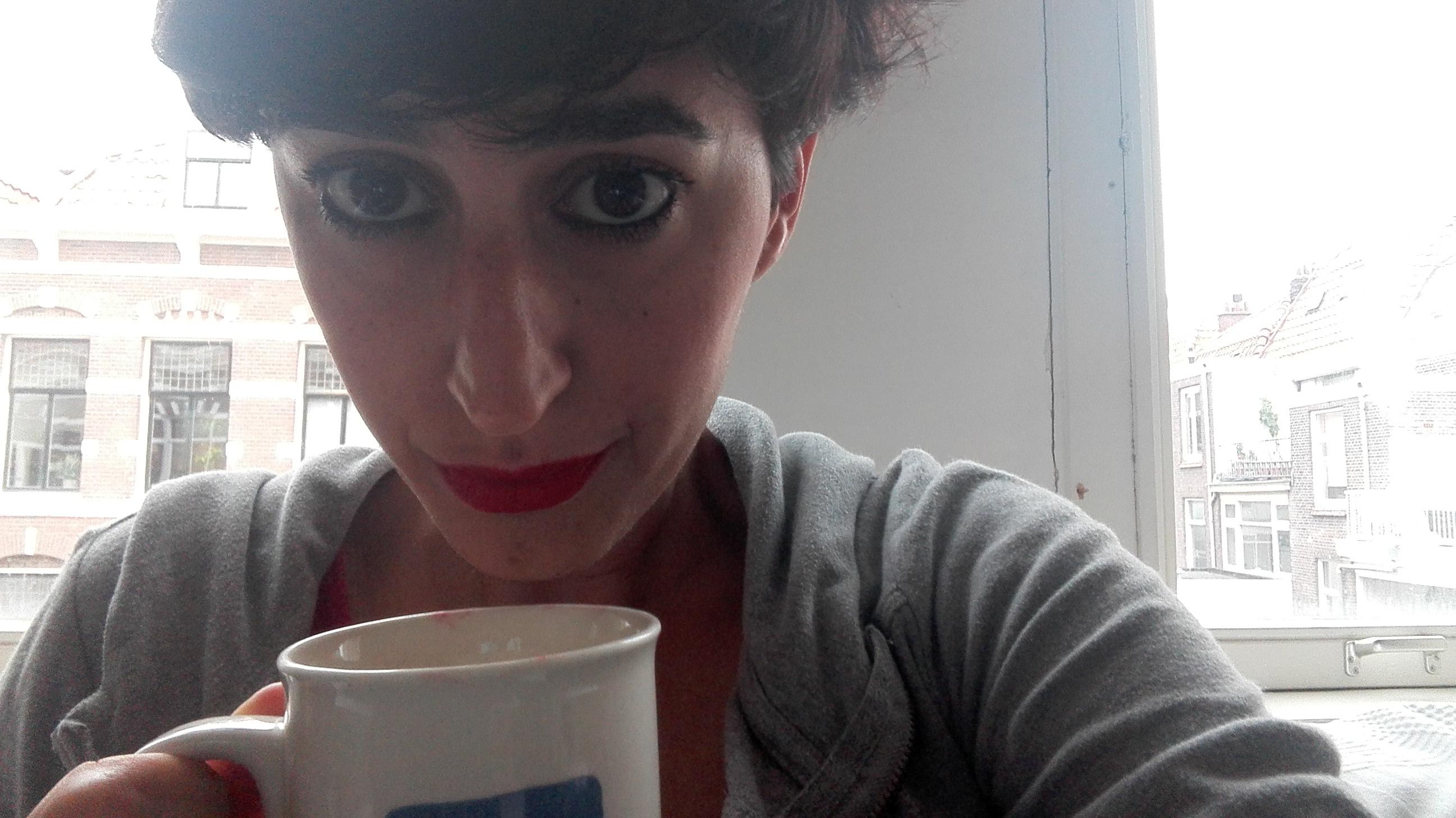 Column en vlog Yasmina #3: Werk gezocht!