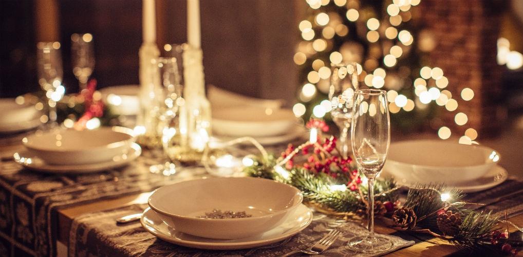 Zo dek jij met kerst de perfecte tafel!