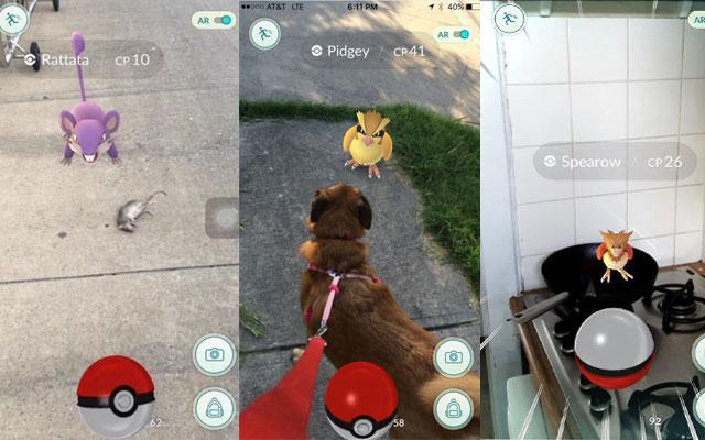 Video: OMG,  zeldzame Pokémon zorgt voor stromloop in New York!