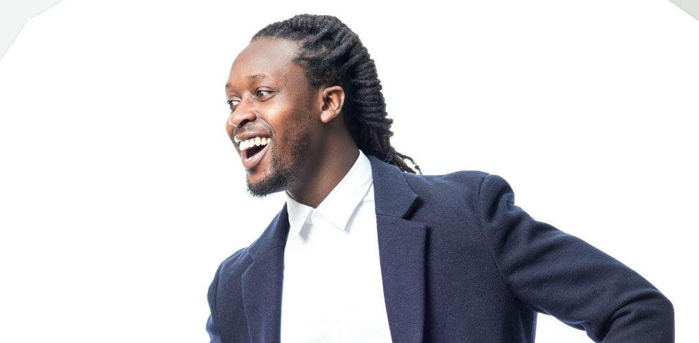 De Huishoudladder van Akwasi: 'Volgens mij kan ik best goed wassen'