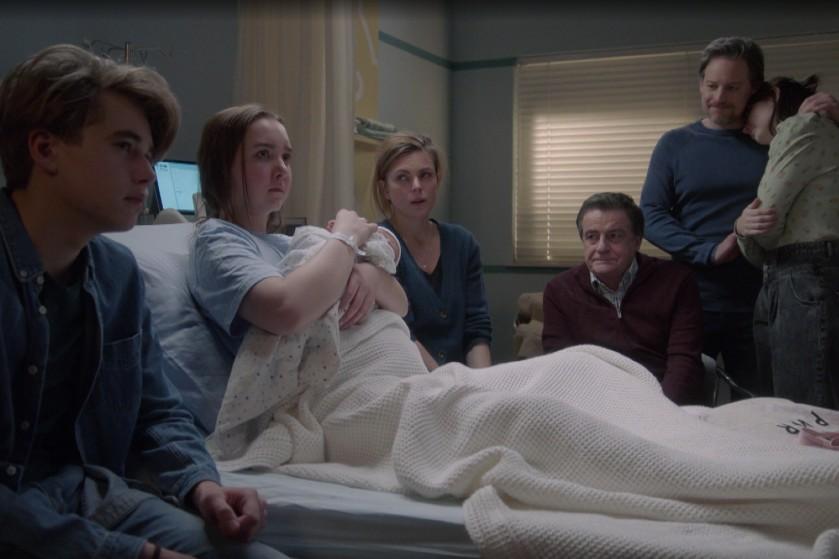 Emotionele bevalling voor 'GTST-Demi', kijkers in tranen