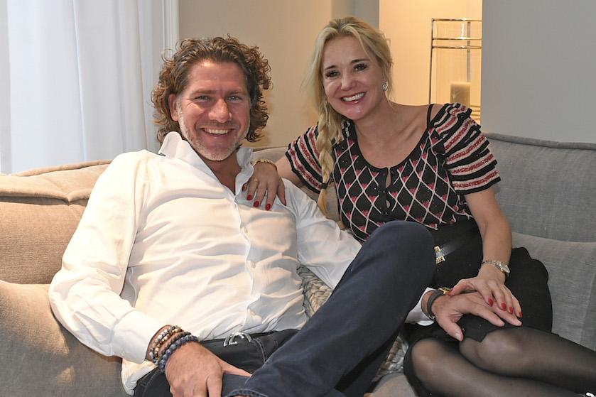 Sonja Bakker vergeeft 'ziekelijk jaloerse' vriend: 'We controleren elkaars telefoon'