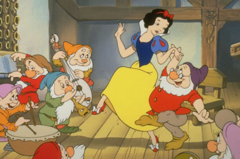 Jaaa! Disney maakt ook een live-action-versie van klassieker 'Sneeuwwitje'