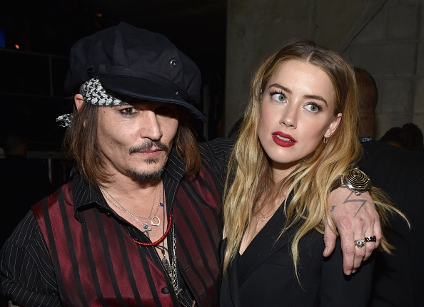 Onverwachte wending in scheidingszaak Amber Heard en Johnny Depp