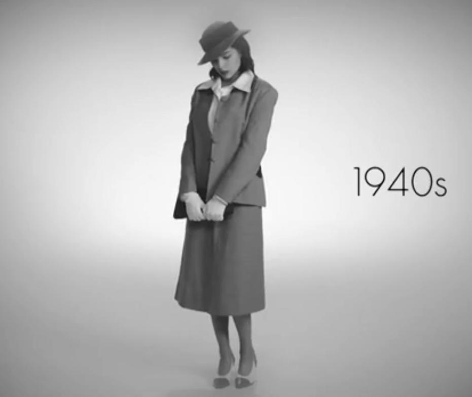 Video: 100 jaar stijliconen uit de filmwereld