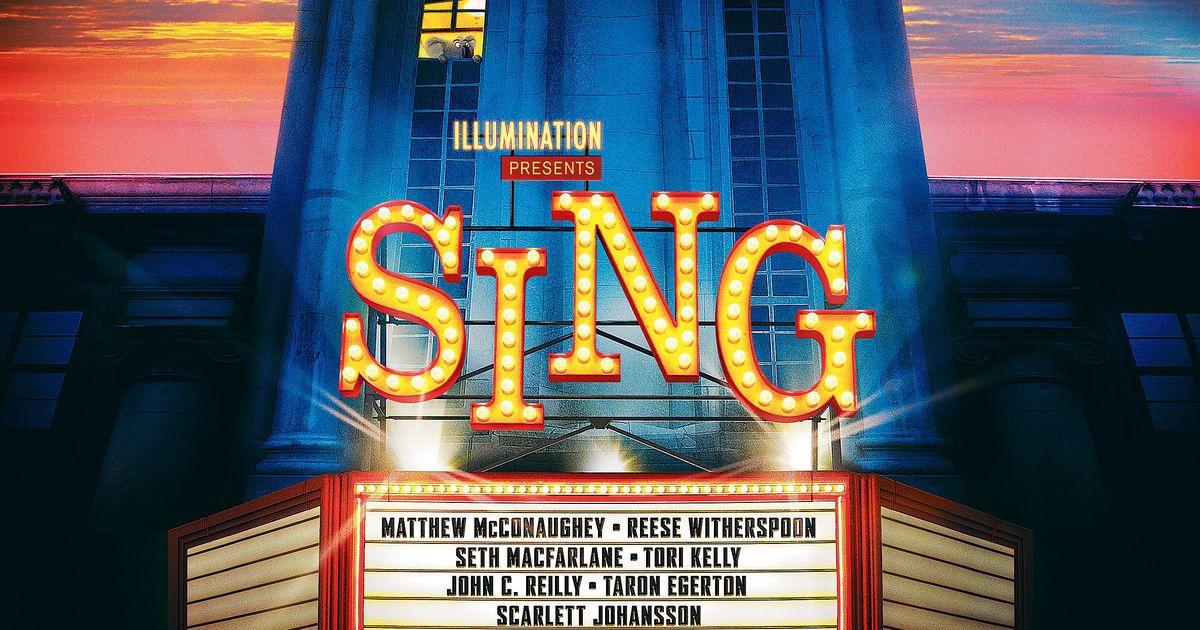 Video: Zo leuk! De trailer van de nieuwe animatiefilm Sing!