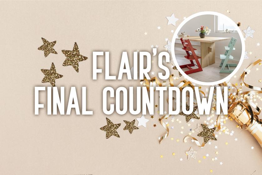Flair's Final Countdown 2020 #4: win Stokke Tripp Trapp in kleur naar keuze