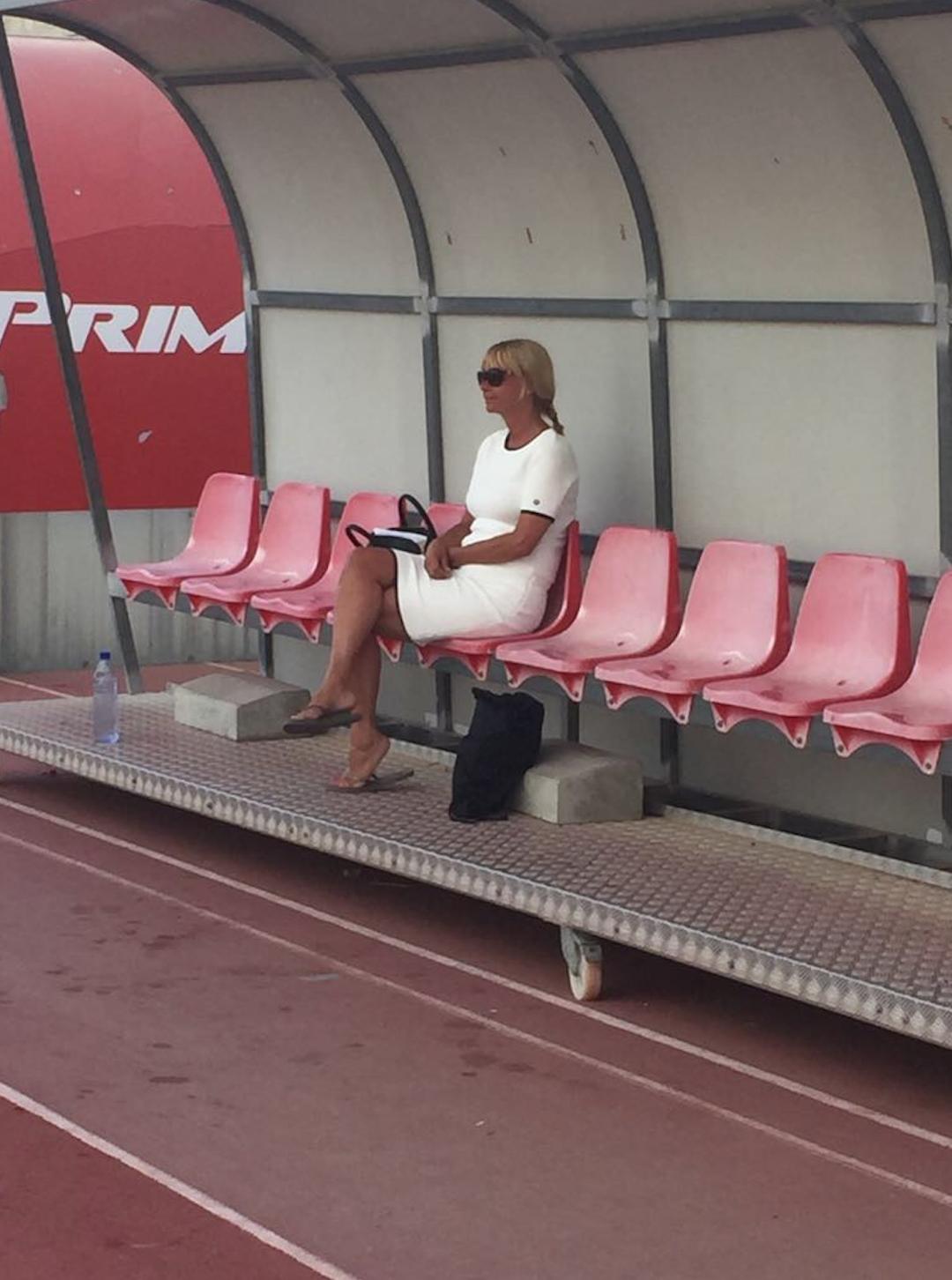 Column Kyra: Voetbalvrouwen
