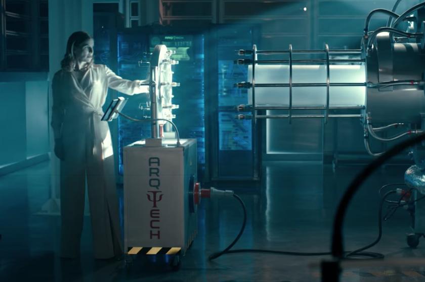 Spectaculair en bíjna te zien: 'onze' Thekla Reuten scoort rol in déze nieuwe Netflix-serie