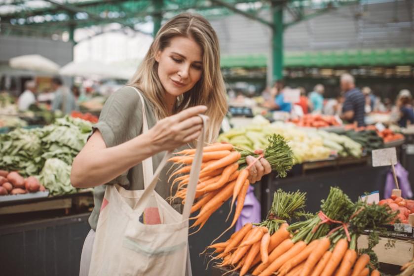 Hap Slik Zeg: 'We eten steeds meer biologisch, maar ik vind het vaak wel ontzettend duur'