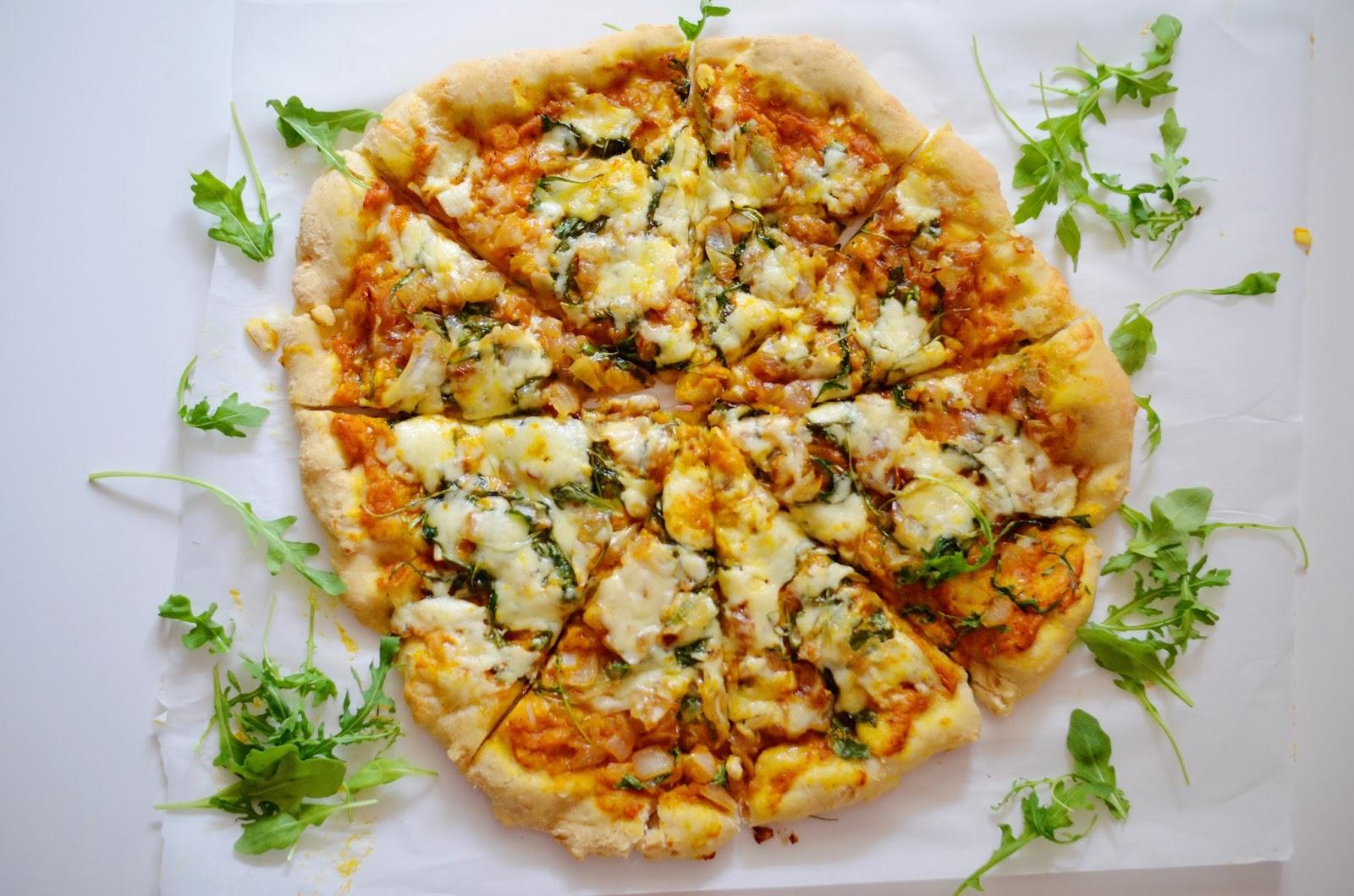 Yum: pumpkin pizza wordt jouw favoriete snack deze herfst!