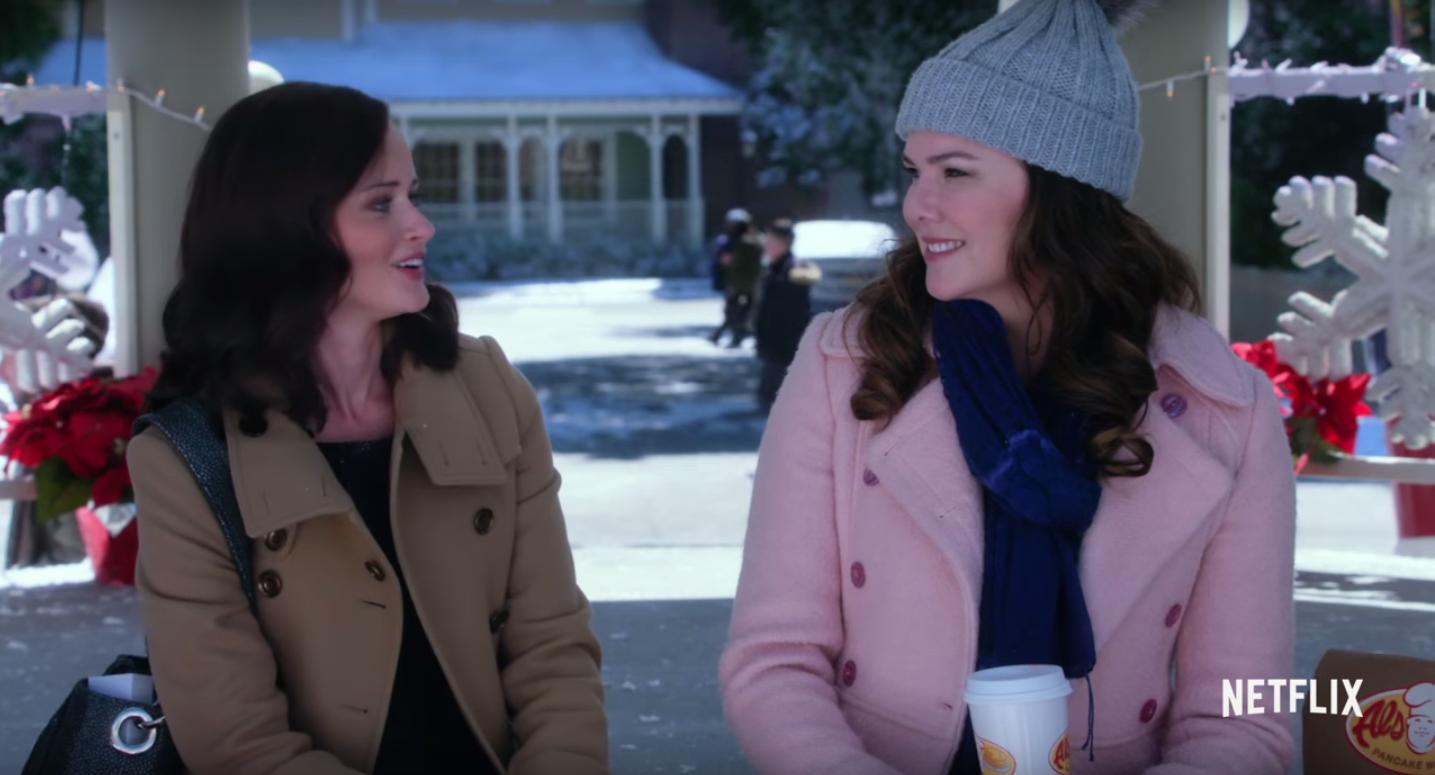 Yesss! De officiële trailer van de nieuwe 'Gilmore Girls' is er en hij roept veel vragen op!
