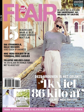 In het blad | Flair 25