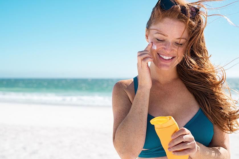 Zonnebrandcrème in de aanslag: onbeschermde huid kan vandaag na 10 minuten al verbranden