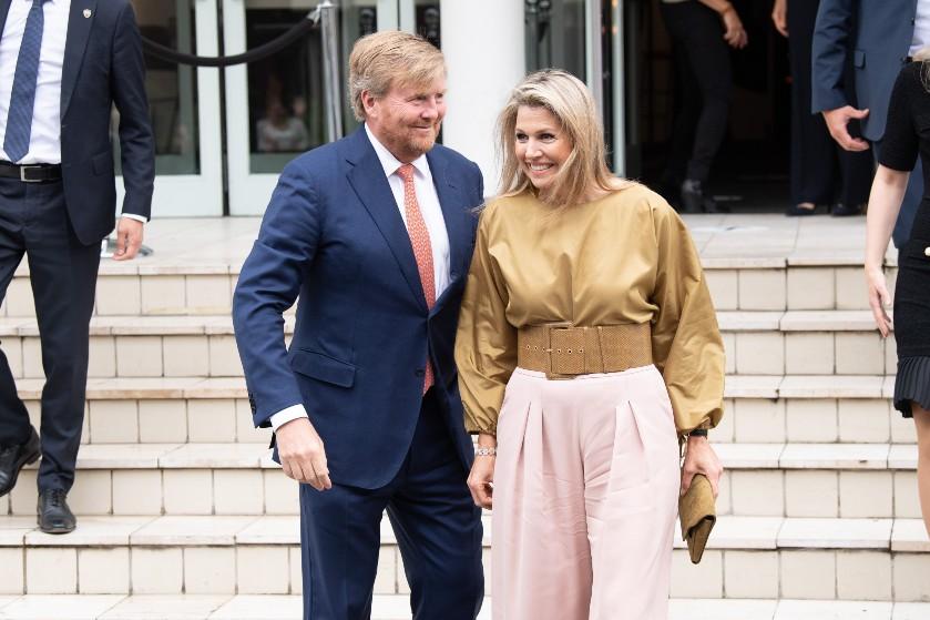 Koninklijke oproep: je kunt nu werken bij koningin Máxima en koning Willem-Alexander