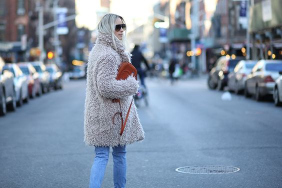 Rock the trend: knuffelbare teddy coats!
