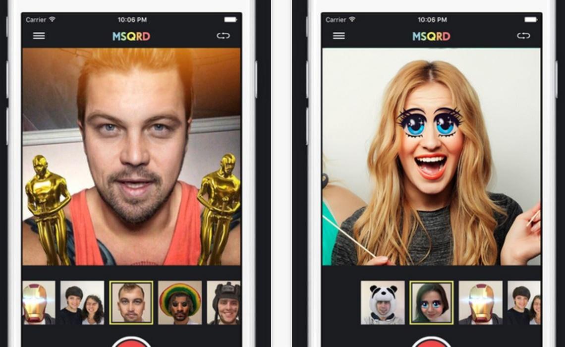 COOL, Facebook Live krijgt Snapchat filters!