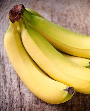 Zo pel je een banaan