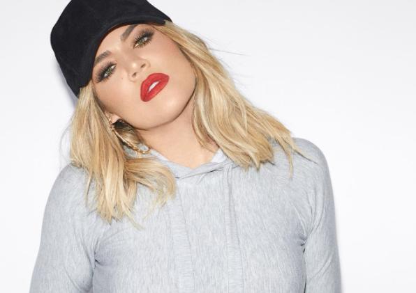 ZIEN: Zó is Khloe Kardashian 18 kilo afgevallen!