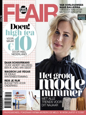 Nu in het blad | Flair 37