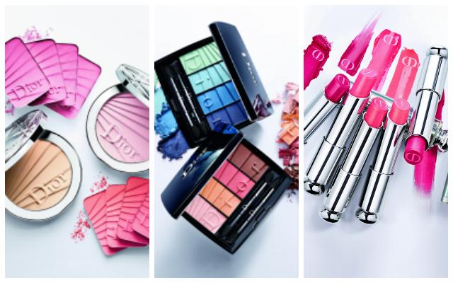LOVE: wij zijn stapelverliefd op de prachtige SS17 make-upcollectie van Dior