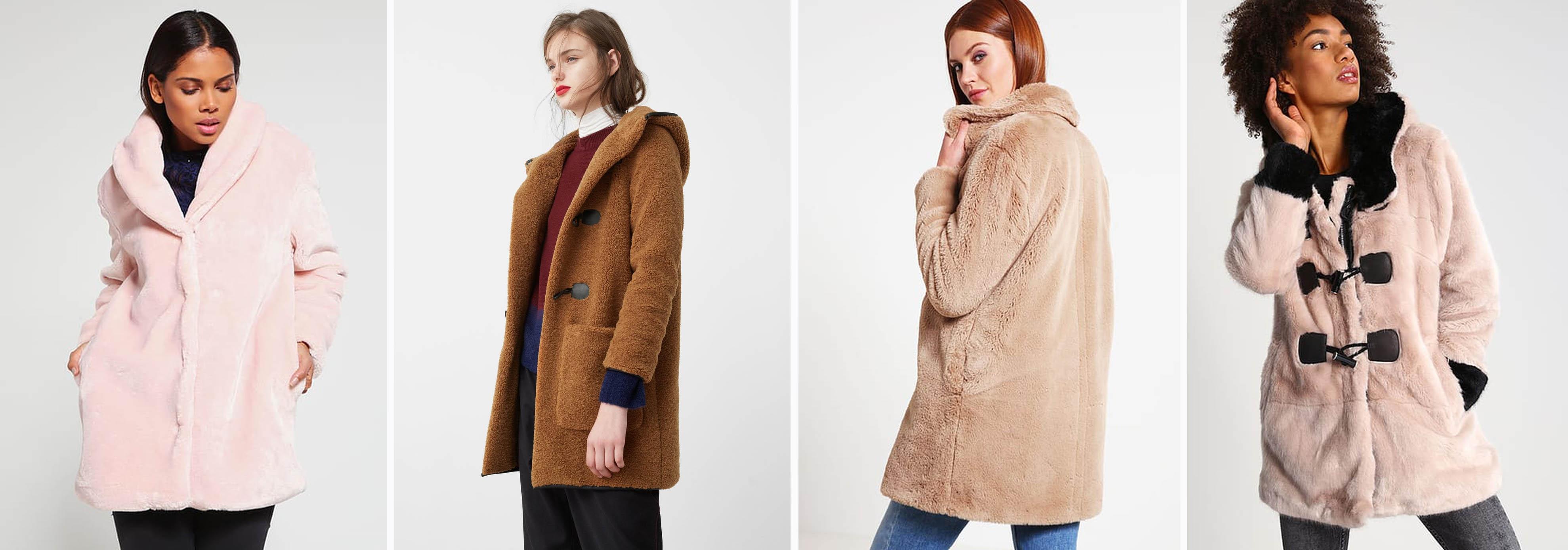 Shoppen: 9x knuffelbare teddy coats!