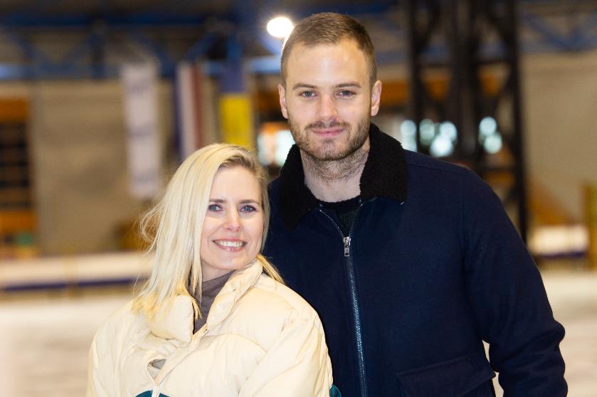 Bettina Holwerda vindt leeftijdsverschil tussen haar en Jim 'oersaai onderwerp'