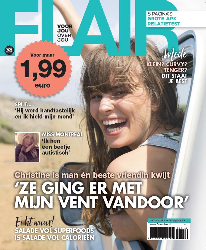 Aanbieding: de Flair van deze week voor maar €1,99!