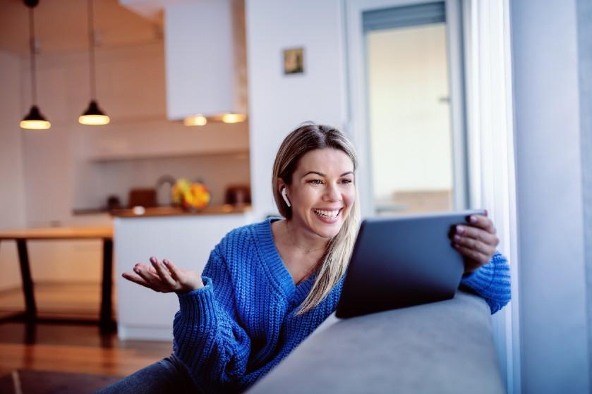 Dít zijn de grootste afknappers tijdens een virtuele date