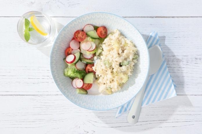 Smakelijk recept: zomerse risotto