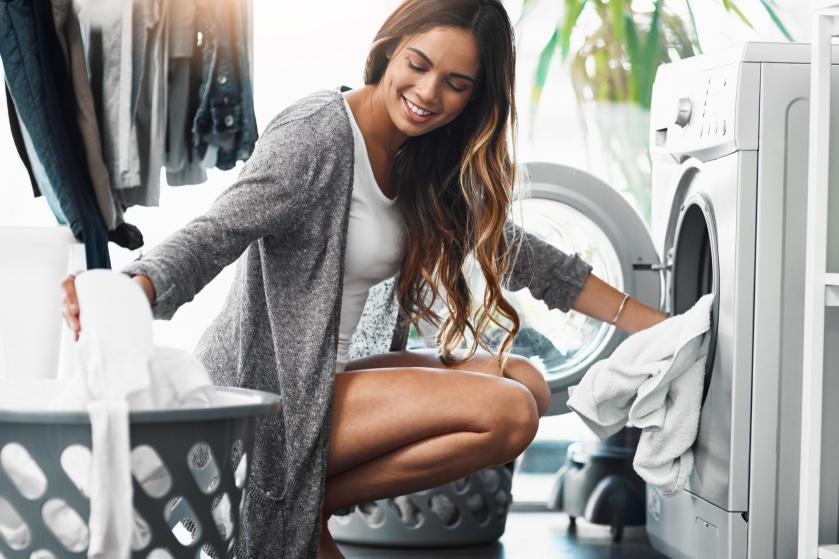 Waarom je je wasmachine één keer per maand op 90 graden moet laten draaien