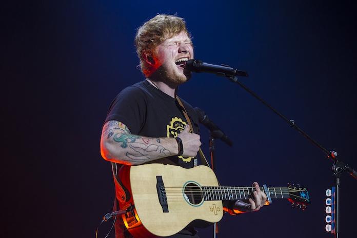 Dít doet Ed Sheeran in het nieuwe seizoen van 'Game Of Thrones'