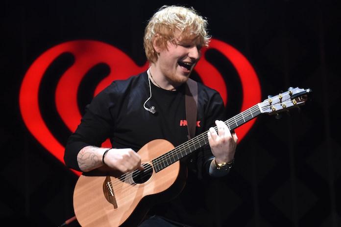 Zien: Ed Sheeran als muzikale hartendief in 'The Simpsons'