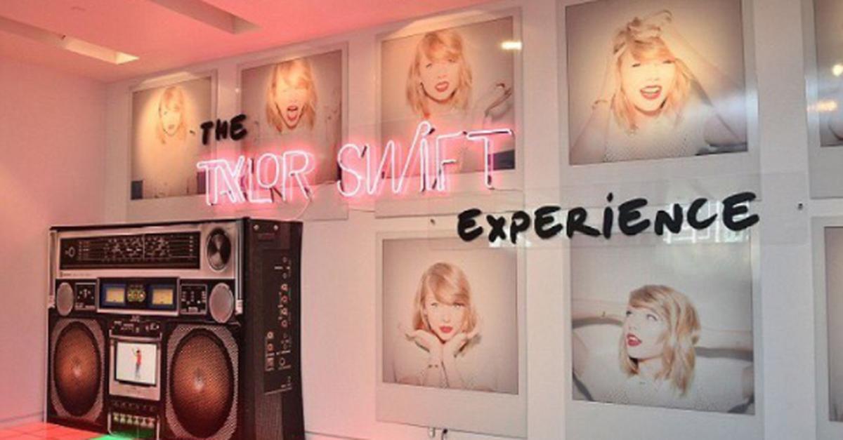 ZIEN: Taylor Swift krijgt eigen expositie in New York