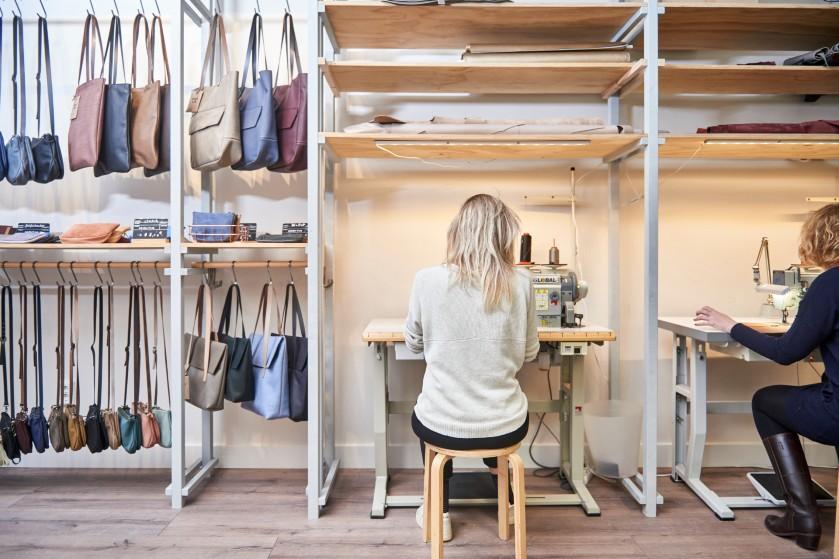 WINNEN: workshop eigen leren tas maken voor jou én je beste vriendin