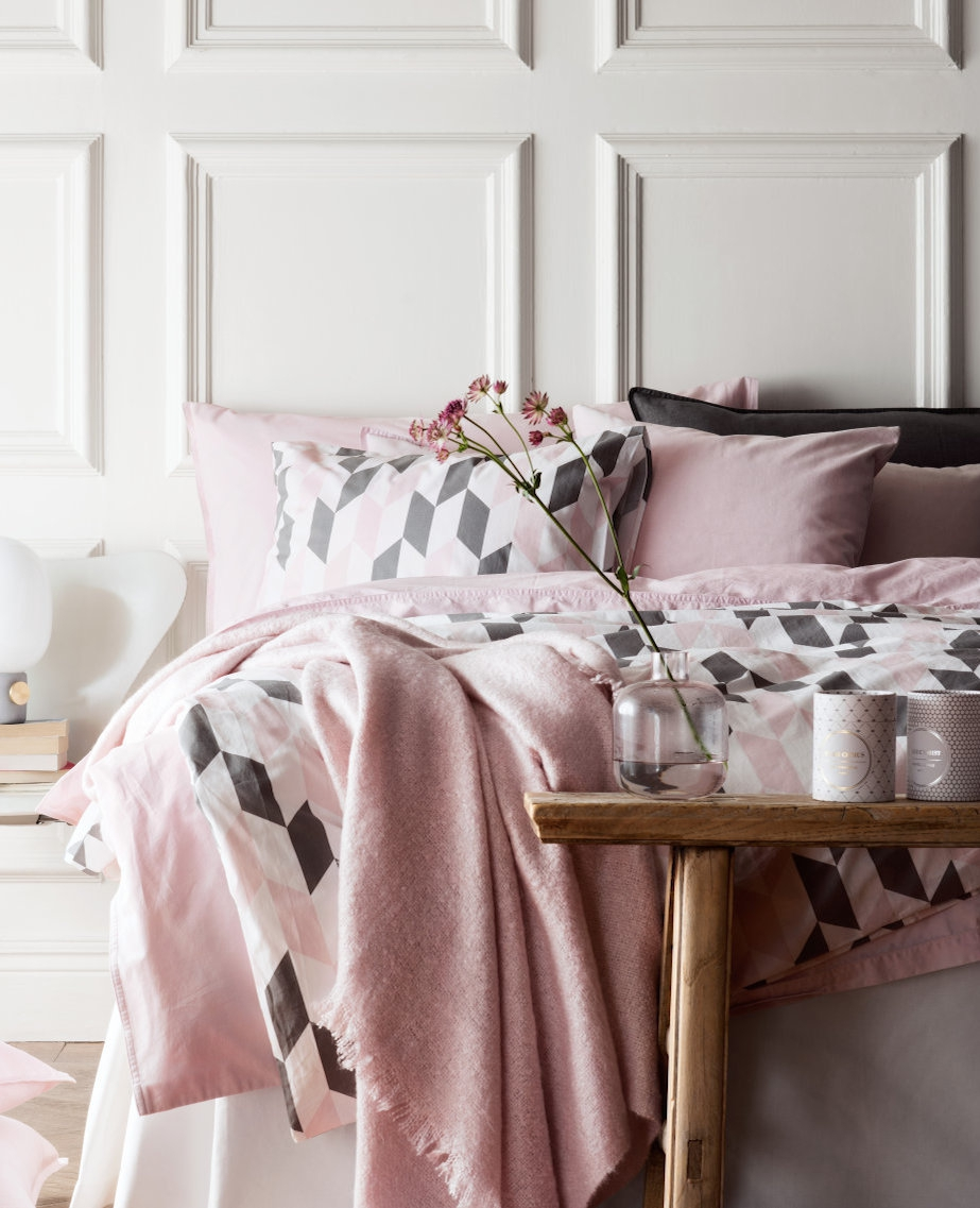 H&M Home in huis