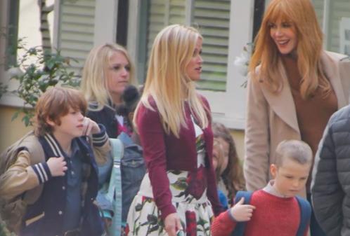 VIDEO: Reese Witherspoon en Nicole Kidman spelen samen in deze nieuwe Netflix-serie